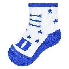 Baby Mojo Duke Blue Devils Game Socks