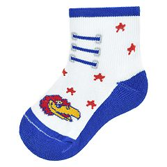 Baby Mojo Kansas Jayhawks Game Socks
