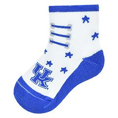 Baby Mojo Kentucky Wildcats Game Socks