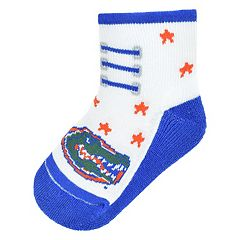 Baby Mojo Florida Gators Game Socks