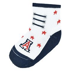 Baby Mojo Arizona Wildcats Game Socks