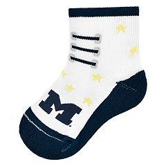 Baby Mojo Michigan Wolverines Game Socks