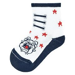 Baby Mojo Fresno State Bulldogs Game Socks