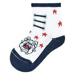 Baby Mojo Fresno State Bulldogs Game Socks