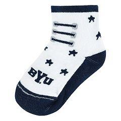 Baby Mojo BYU Cougars Game Socks