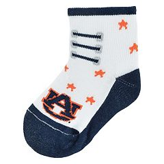 Baby Mojo Auburn Tigers Game Socks