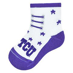 Baby Mojo TCU Horned Frogs Game Socks