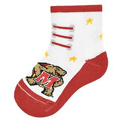 Baby Mojo Maryland Terrapins Game Socks