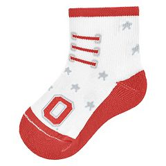 Baby Mojo Ohio State Buckeyes Game Socks