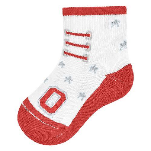 Baby Mojo Ohio State Buckeyes Game Socks