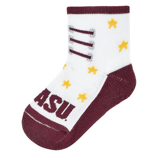 Baby Mojo Arizona State Sun Devils Game Socks