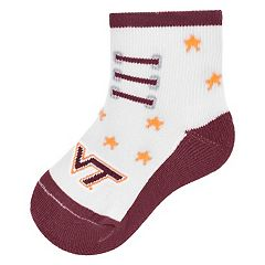 Baby Mojo Virginia Tech Hokies Game Socks