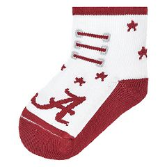 Baby Mojo Alabama Crimson Tide Game Socks
