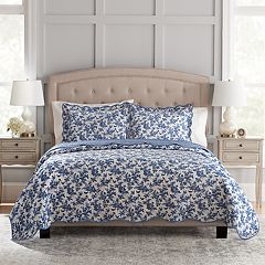 Blue Quilts Coverlets Bedding Bed Bath Kohl S