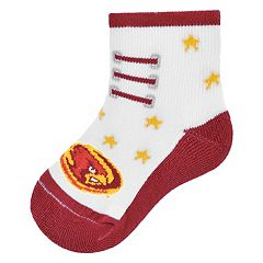 Baby Mojo Iowa State Cyclones Game Socks