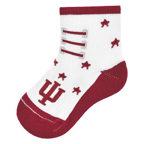 Baby Mojo Indiana Hoosiers Game Socks
