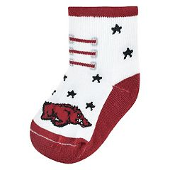 Baby Mojo Arkansas Razorbacks Game Socks
