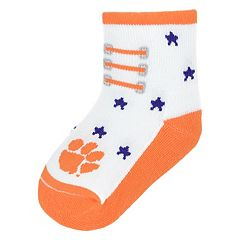 Baby Mojo Clemson Tigers Game Socks