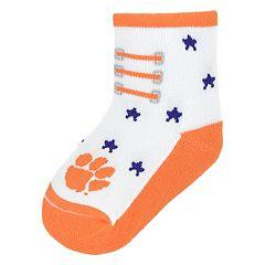 Baby Mojo Clemson Tigers Game Socks
