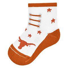 Baby Mojo Texas Longhorns Game Socks
