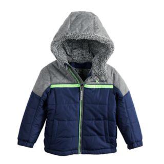 Toddler Boy ZeroXposur Mason Quilted Midweight Jacket