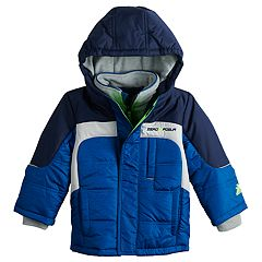 Toddler Boy ZeroXposur Cole Reflective Heavyweight Jacket