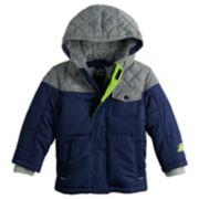 Toddler Boy ZeroXposur Arthur Quilted Heavyweight Jacket