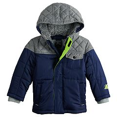 Toddler Boy ZeroXposur Arthur Quilted Heavyweight Jacket
