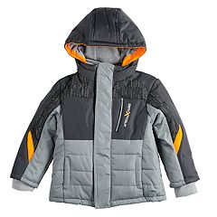 Toddler Boy ZeroXposur Ashton Reflective Heavyweight Jacket