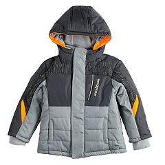 Toddler Boy ZeroXposur Ashton Reflective Heavyweight Jacket