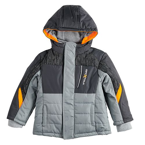 b3bab59cc377 Toddler Boy ZeroXposur Ashton Reflective Heavyweight Jacket