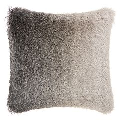 Mina Victory Illusion Shag Throw Pillow
