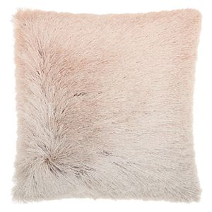 Mina Victory Illusion Shag Throw Pillow