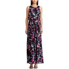 ee786ca9513 `Women s Chaps Floral Maxi Dress