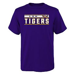 Boys' 4-18 LSU Tigers Regeneration Tee