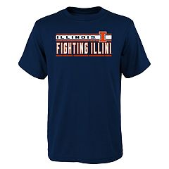 Boys' 4-18 Illinois Fighting Illini Regeneration Tee