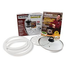 NuWave 6 qt. Nutri-Pot Pressure Cooker Accessory Kit