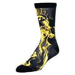 Men's Mojo Iowa Hawkeyes Trailblazer Crew Socks