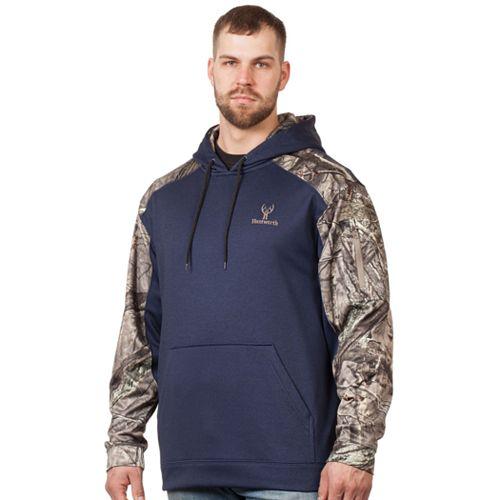 Men's Huntworth Heathered Performance Fleece Hunting Hoodie