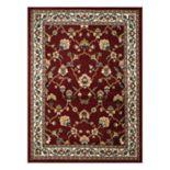 United Weavers Tiffany Amara Framed Floral Rug