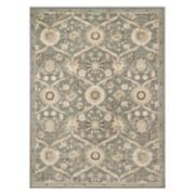 United Weavers Tiffany Leland Framed Floral Rug