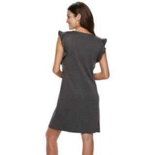 Women's Apt. 9® Flutter Shift Dress
