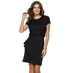 Women's Apt. 9® Ruffle Skirt
