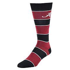 Men's Mojo Alabama Crimson Tide Class Act Crew Dress Socks