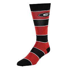 Men's Mojo Georgia Bulldogs Class Act Crew Dress Socks
