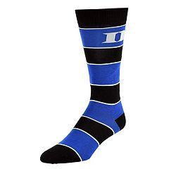 Men's Mojo Duke Blue Devils Class Act Crew Dress Socks