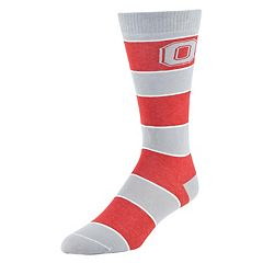Men's Mojo Ohio State Buckeyes Class Act Crew Dress Socks