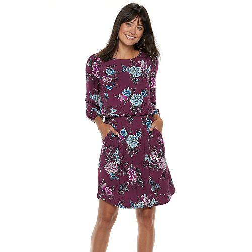 8a24010c504 Women s Apt. 9® Blouson Dress