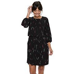 Women S Apt 9 Blouson Dress