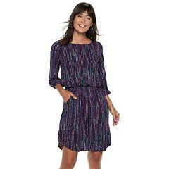 Women's Apt. 9® Blouson Dress